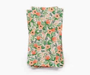 Wildflower Guest Napkins