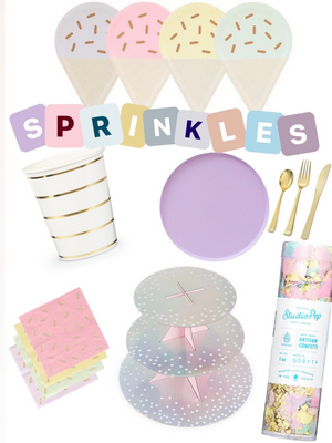 Sprinkles Party Box