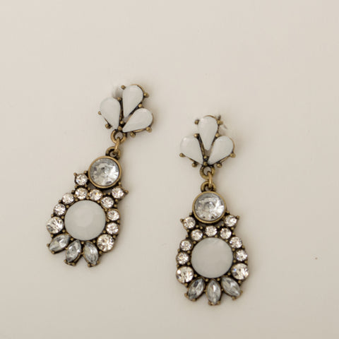 duchess drop earring