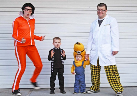 Here are some costumes that pairs your little ones and your bump! Despicable Me ...  sc 1 st  Bundle Organics & Halloween Costumes For Your Bump u2013 Bundle Organics