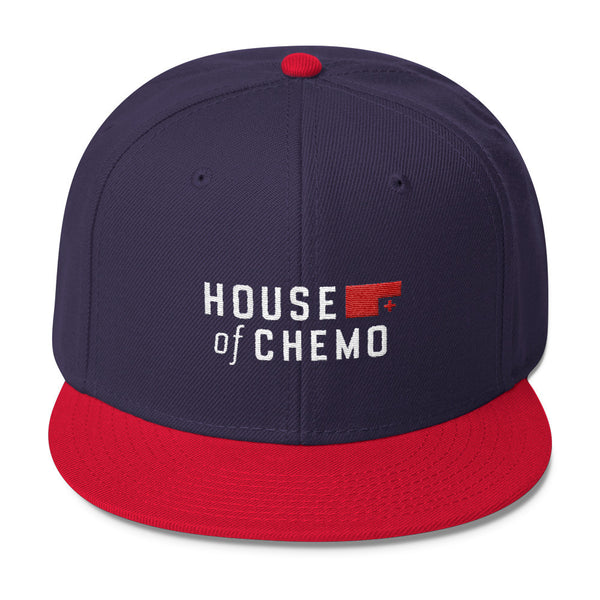 """House of Chemo"" Snapback Hat"