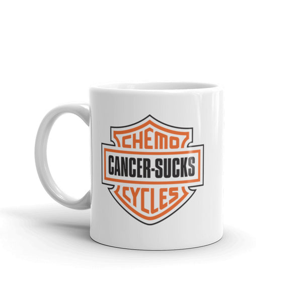 Cancer Sucks #04 Mug