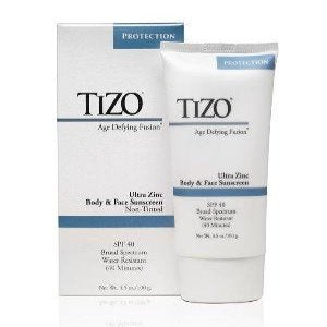 Tizo Ultra SPF 40 - Untinted