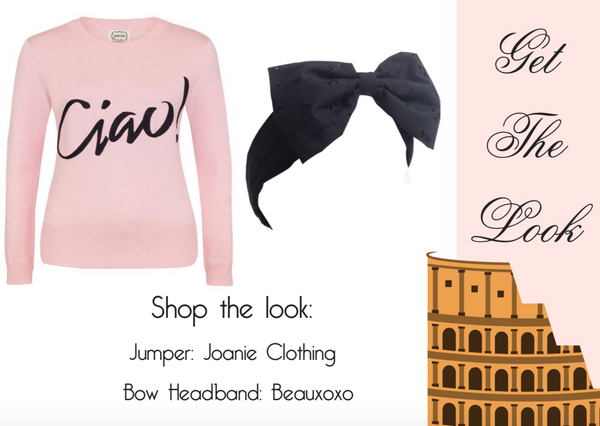 ciao jumper joanie clothing