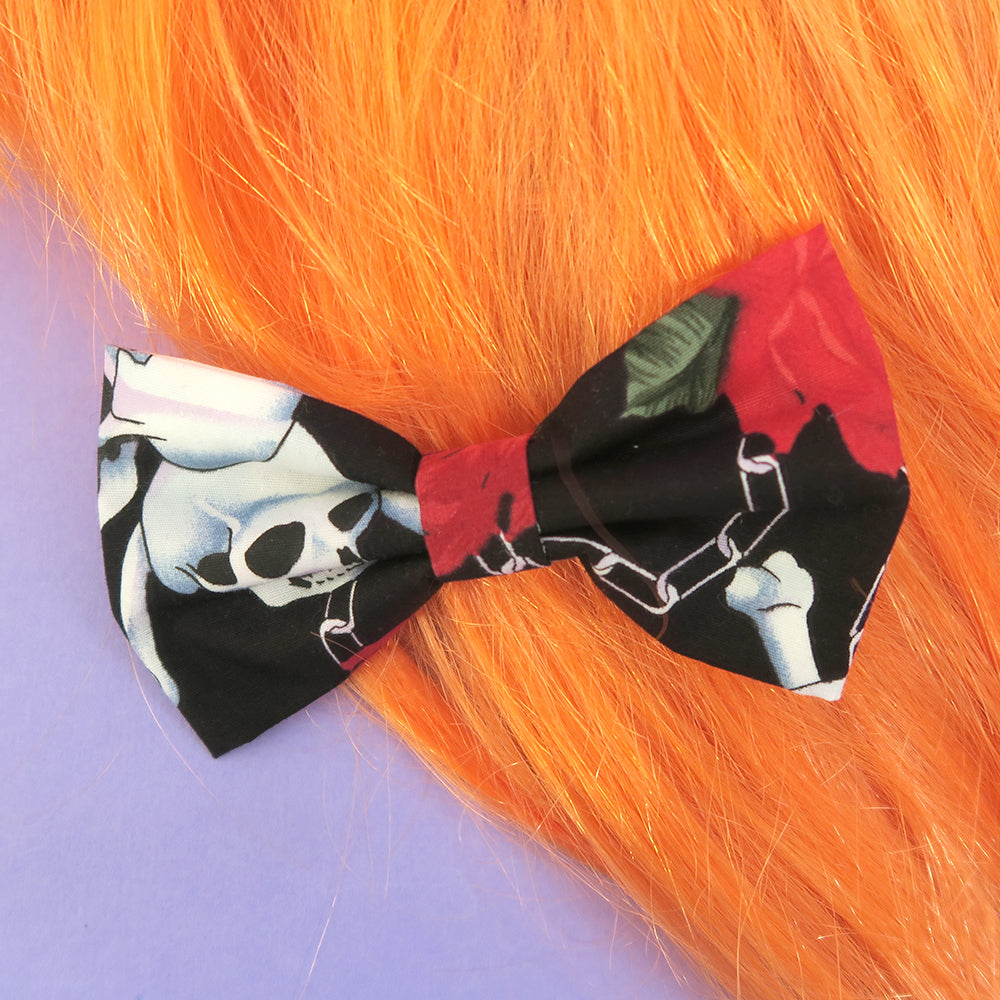 halloween bow beauxoxo
