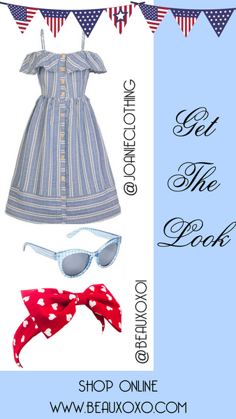 4th July outfit inspiration