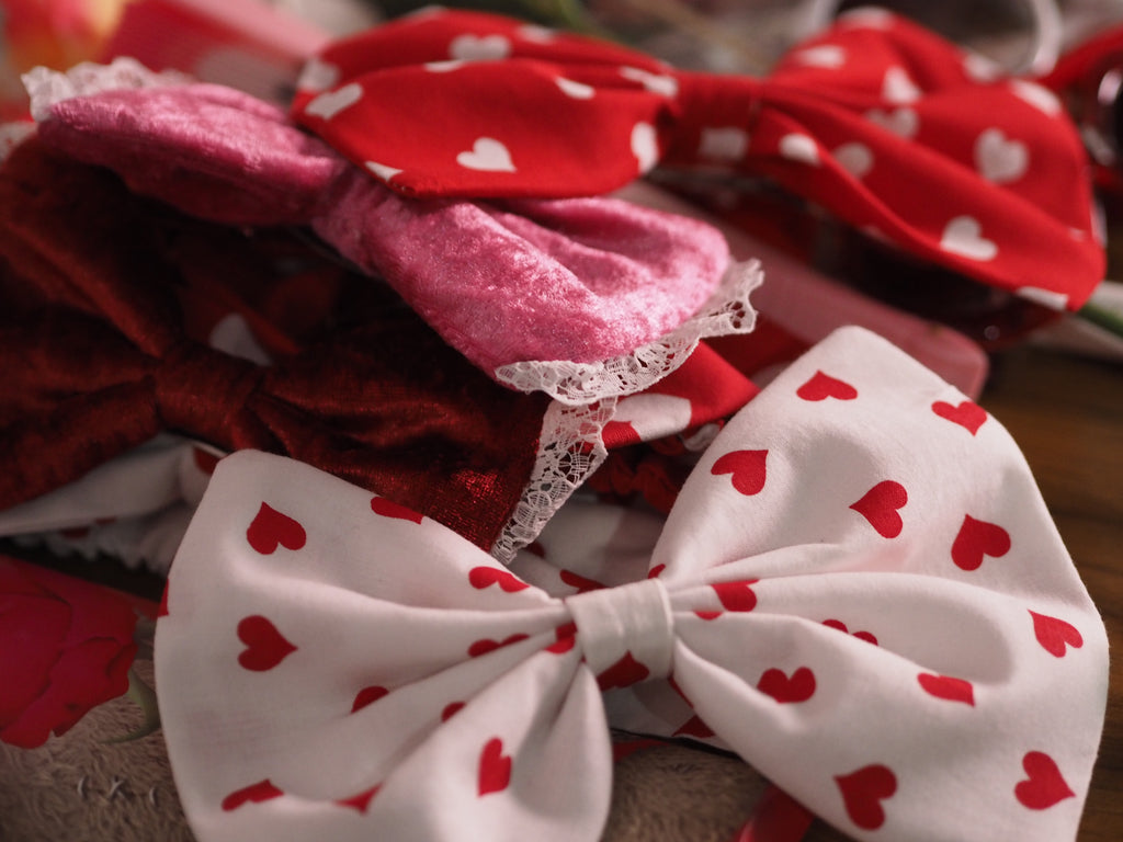 Valentine's Day Hair Accessories