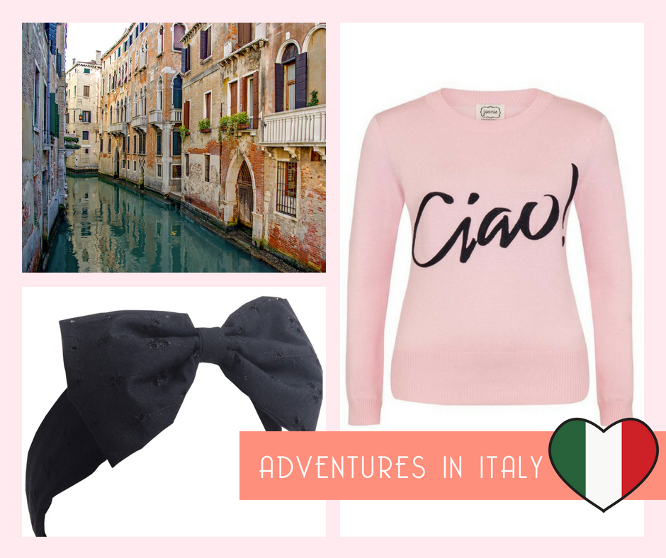 venice holiday outfit