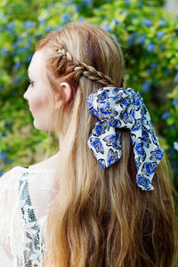 Butterfly Hair Scarf
