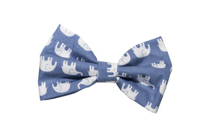 Elephant Hair Bow, Cute Hair Bow Clip- IN 2 SIZES