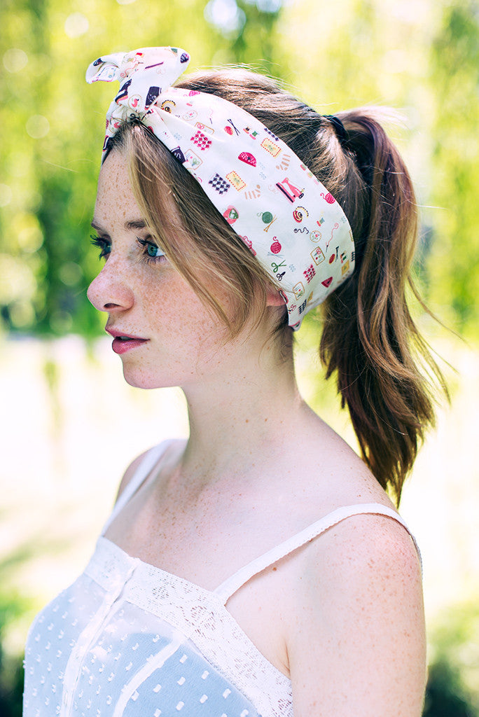 Sewing Fabric Wire Headband