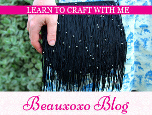 Learn to Craft with me on my blog