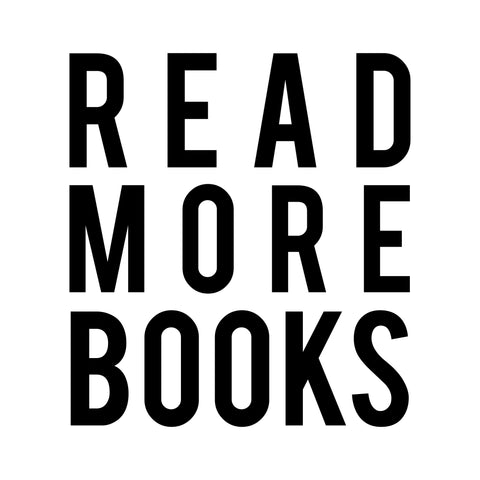 Read More Books!