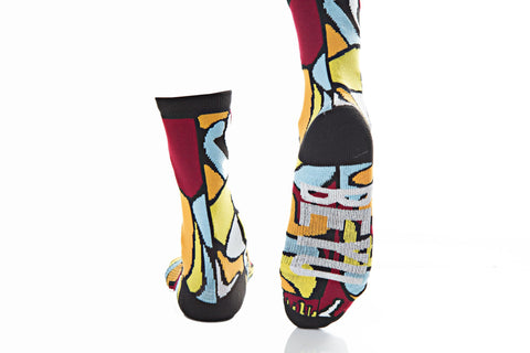 Kickback Socks - The BEYU Movement  - 1