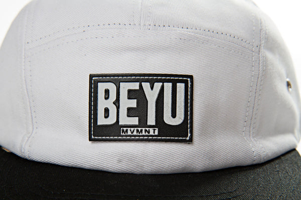 BEYU Cap (white & black)
