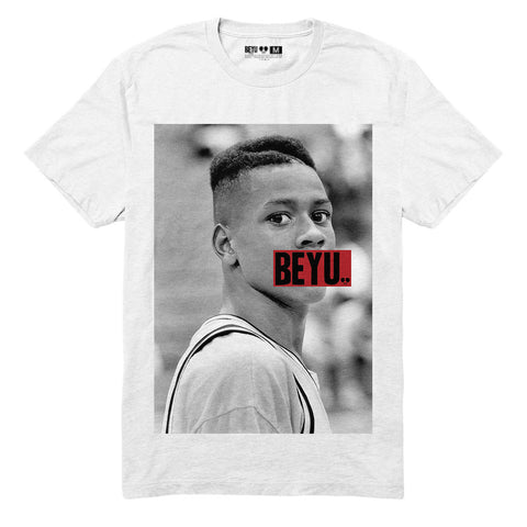 The Answer (white) - The BEYU Movement