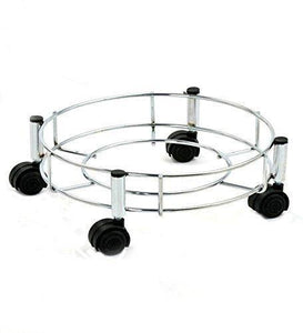 118 Stainless Steel Gas Cylinder Trolley - GujjuSell.com