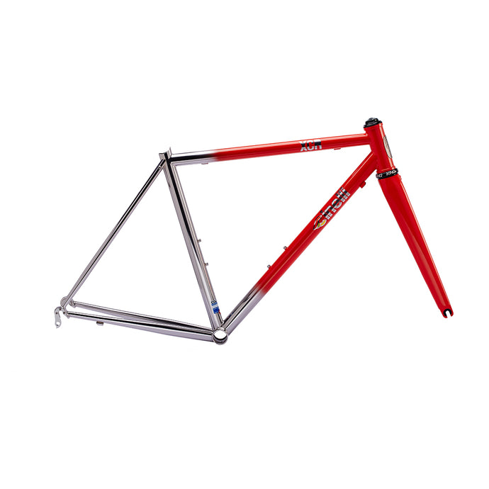 Cinelli XCR Frameset - New Red - BikesonBikes