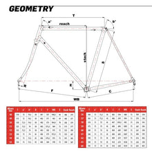 Load image into Gallery viewer, Cinelli Supercorsa Frame Set - Rosso Ferrari 51cm - BikesonBikes