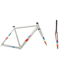Load image into Gallery viewer, Cinelli Frameset Experience Special Grey - BikesonBikes