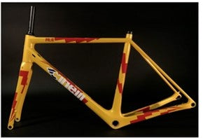 FRAME SET PALIO YELLOW MELLOW '21