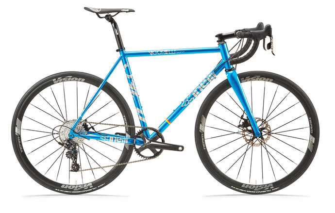 Cinelli Vigorelli Road Disc Bike - BikesonBikes