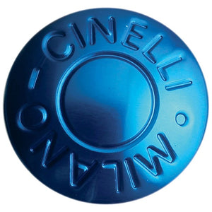 END PLUGS CINELLI-MILANO ANOD.BLUE-2 PR