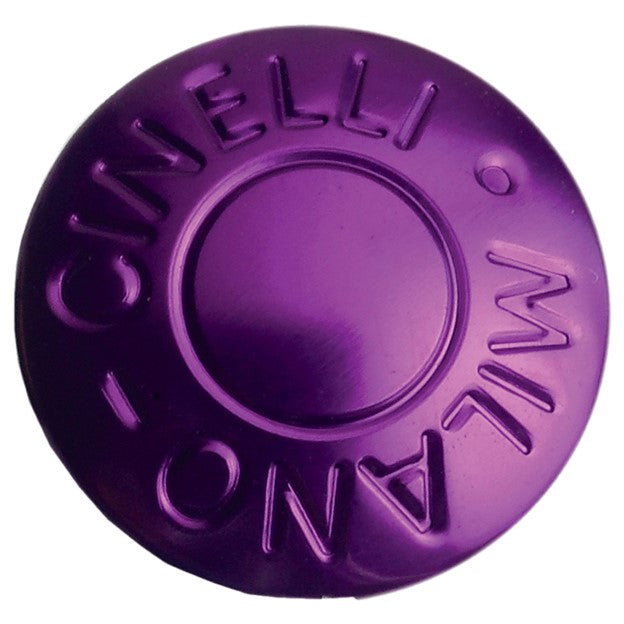END PLUGS CINELLI-MILANO ANOD.PURPLE-2PR