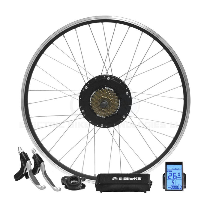 PERFORMANCE GEARED REAR WHEEL - 700c/29er - BikesonBikes