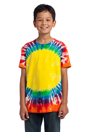 Port & Company PC149Y Youth Window Tie-Dye Tee