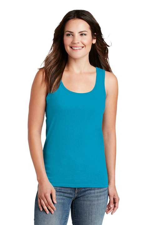 Anvil 882L Ladies 100% Combed Ring Spun Cotton Tank Top
