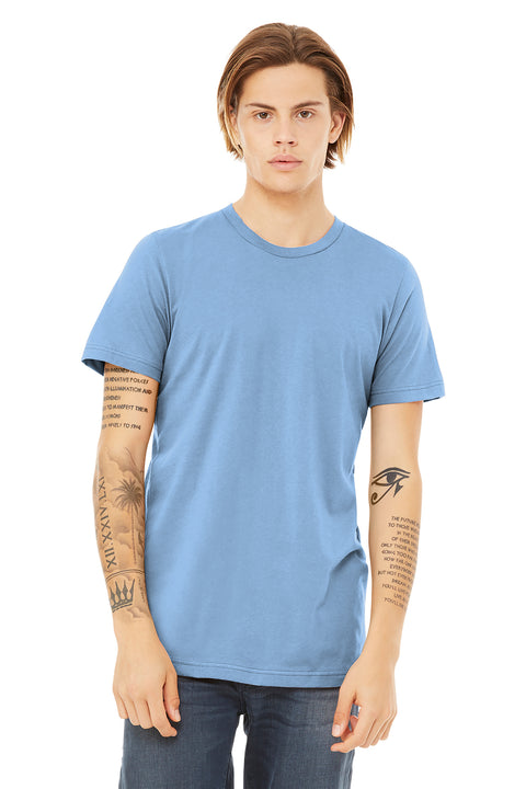 BELLA+CANVAS 3001 Unisex Jersey Short Sleeve Tee