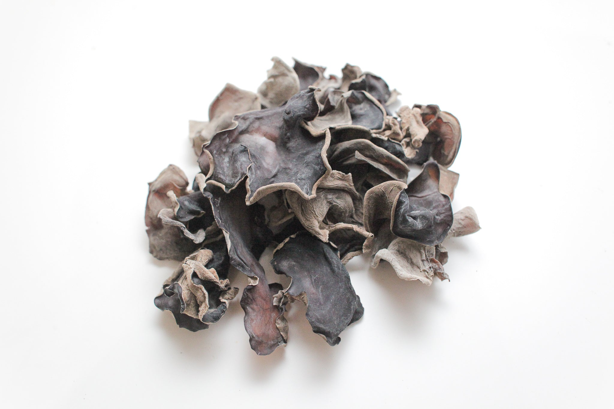 国産 乾燥きくらげ  Dried Wood Ear Mushroom (Black Fungus)