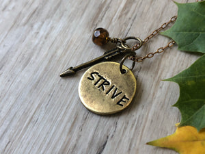 Strive Necklace