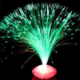 led fibre optique