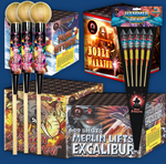 New Year Firework Pack £450