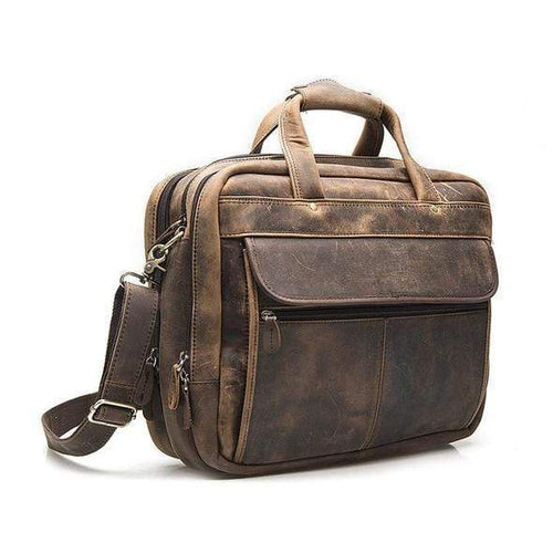 Antique Briefcase