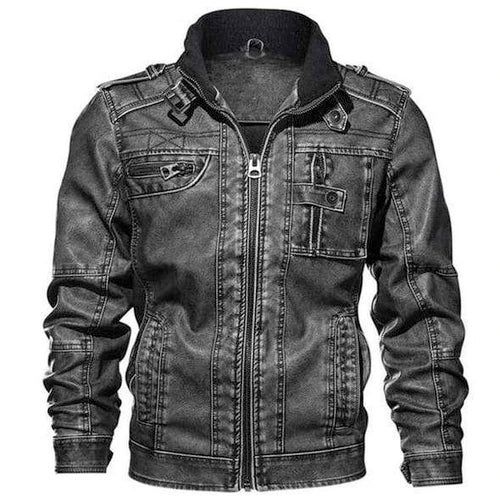 Ryker <br>Leather Jacket