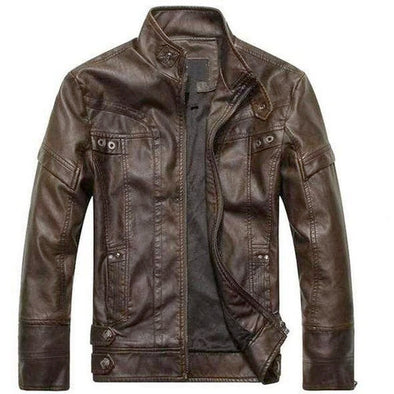 Talon <br>Leather Jacket