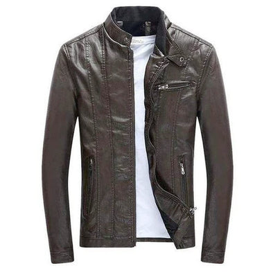 Ty <br>Leather Jacket
