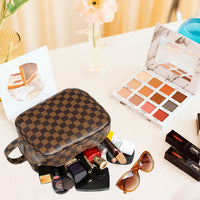 Travel Makeup Bag for Women
