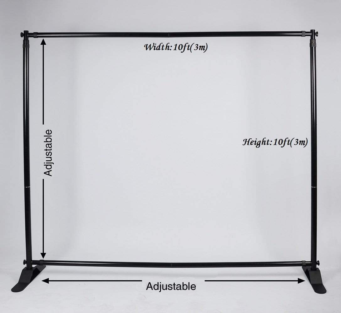 Cargar imagen en el visor de la galería, Katebackdrop:Kate Equipment Framework Telescopic Stand Adjustable Photographic Backdrop Display Stand