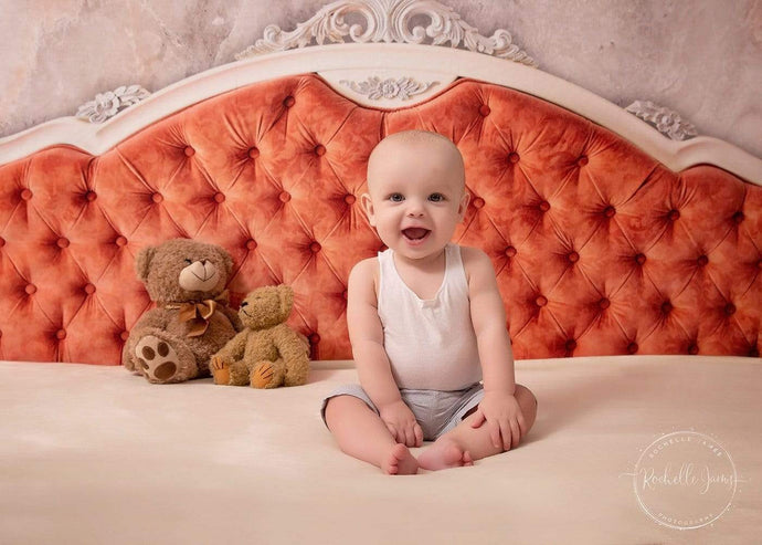 Katebackdrop:Kate Marble Headboard Backdrop for Photography