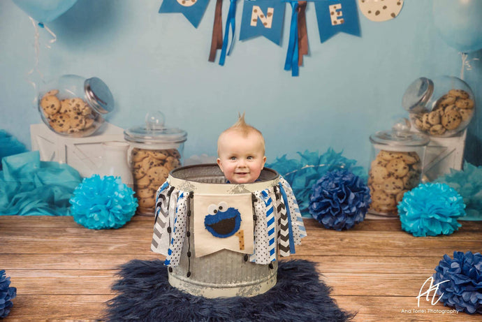 Katebackdrop:Kate Cookie Children Backdrop Designed by Laura Lee Photography