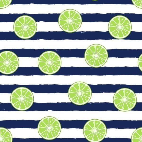Katebackdrop:Kate Lemons Blue and White Stripe Backdrop for Photography Summer Holiday Children