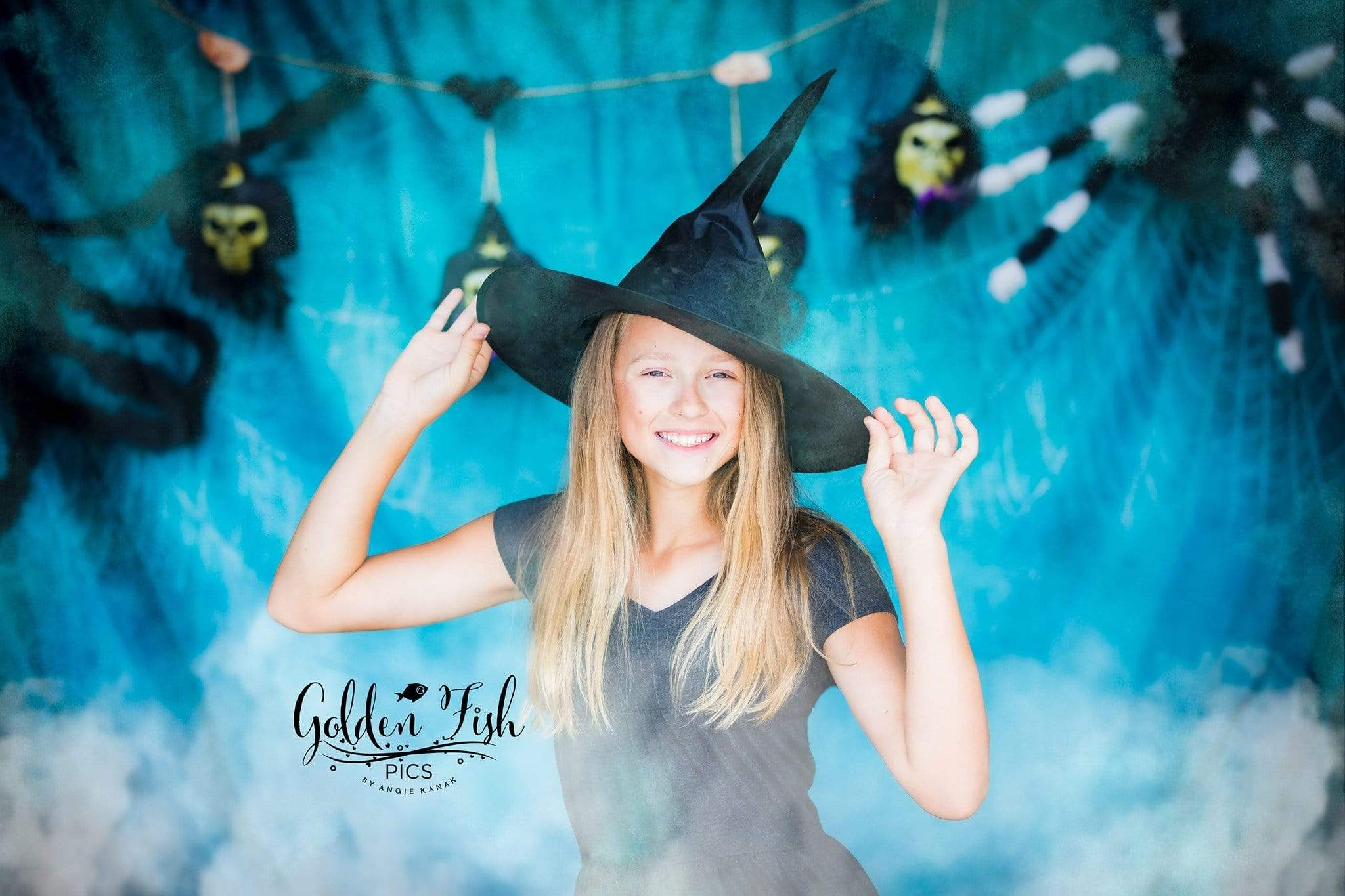 Cargar imagen en el visor de la galería, Katebackdrop:Kate Halloween Spider Web Props Backdrop Photography Designed By Jerry_Sina