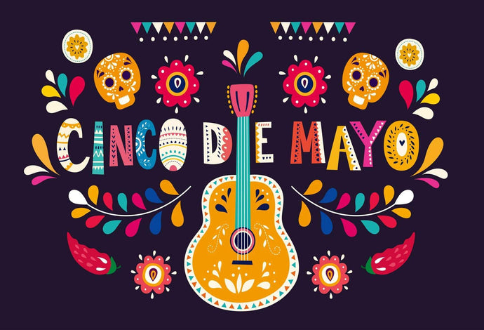 Katebackdrop:Kate May 5 Mexican Carnival Backdrops for Cinco De Mayo Party Photography Background Customized