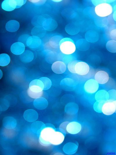 Katebackdrop:Kate Parties Blue Light Bokeh Photography Backdrops
