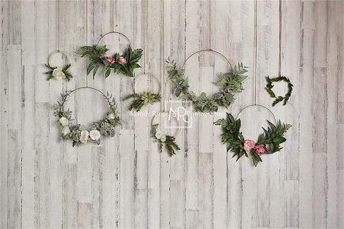 Katebackdrop£ºKate Barn Wood Hoops Backdrop Designed By Mandy Ringe Photography
