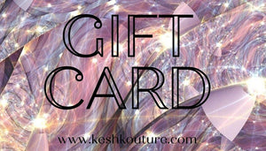 Kesh Kouture Gift Card